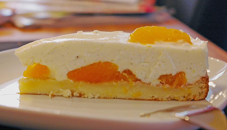 Philadelphia Torte Mit Mandarinen Ohne Backen Mandarinen
